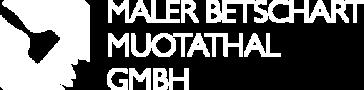 Maler Betschart Muotathal GmbH Logo